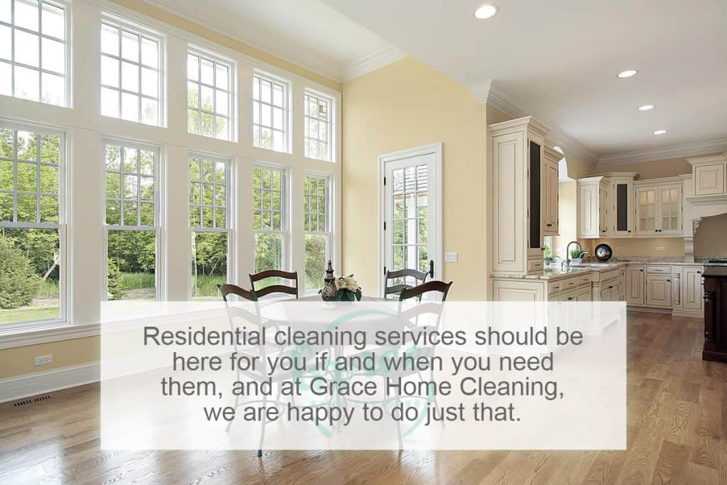 Grace Home Cleaning Of Omaha   Residential And Move In And Outs