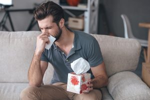 Grace Home Cleaning - Fall Allergies Home Cleaning Tips to Stifle the Sniffle