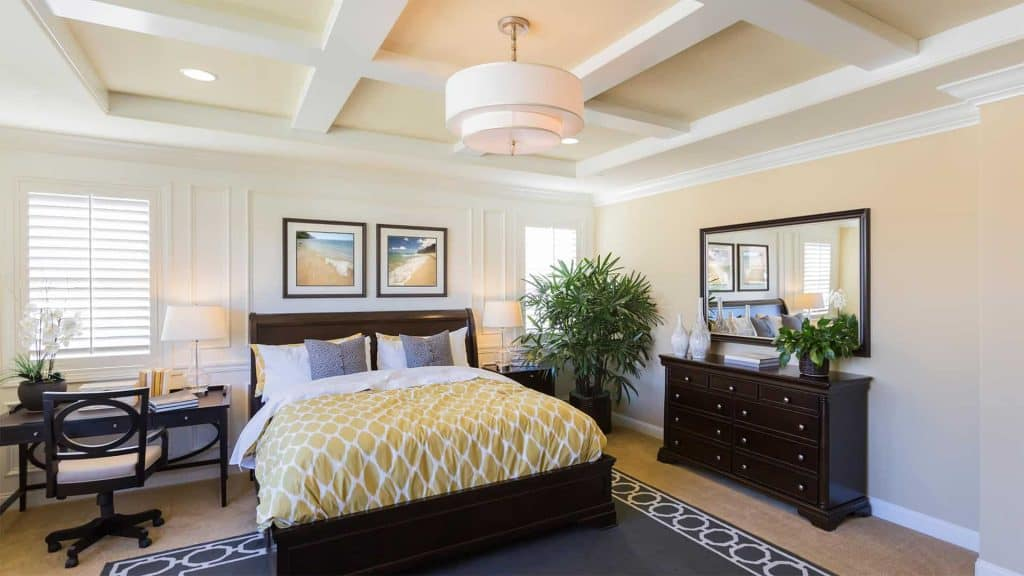 Clean Bedrooms - House Cleaning Omaha